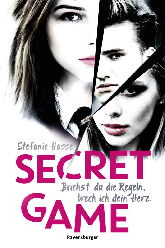 Secret Game Brichst du die Regeln brech ich dein Herz Ravensburger Stefanie Hasse
