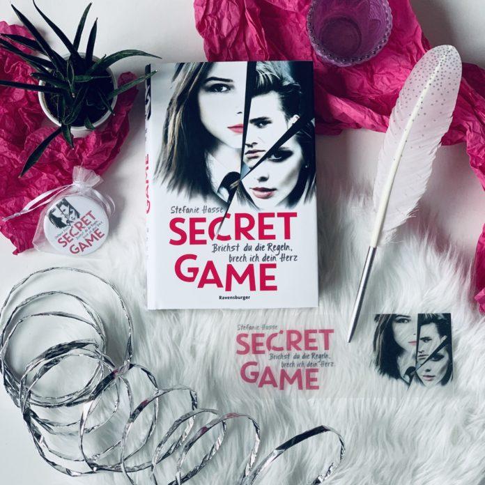 Lesung Secret Game