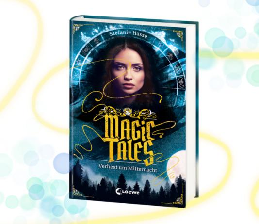 signierte Exemplare Magic Tales