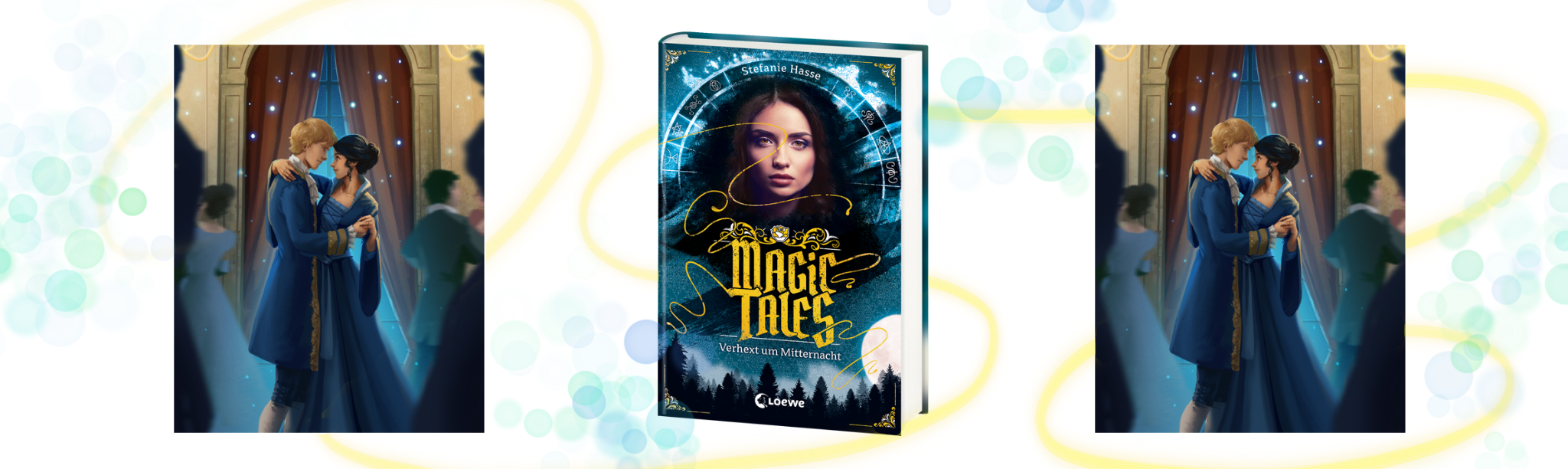 signierte Exemplare Magic Tales